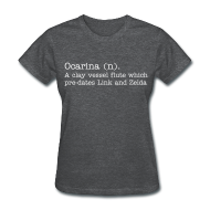 T-Shirts ~ Women's T-Shirt ~ Oc Definition (Girls)
