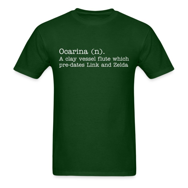 Oc Definition (Guys) - Men's T-Shirt