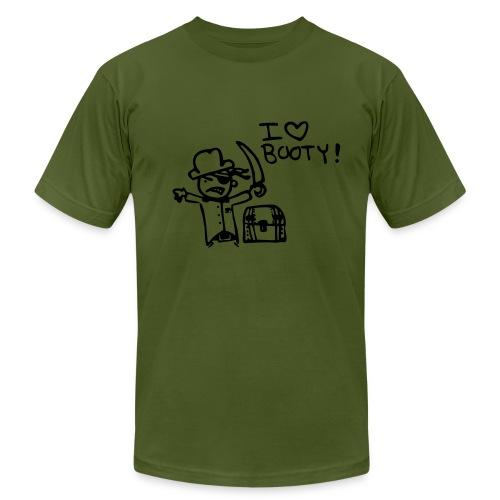 Jihottie - Men's Fine Jersey T-Shirt