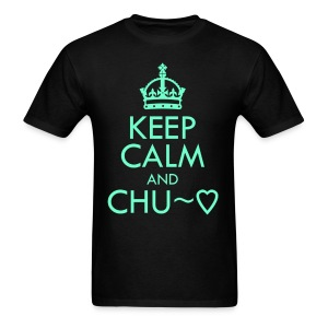 [f(x)] Keep Calm & Chu~♥ - Men's T-Shirt