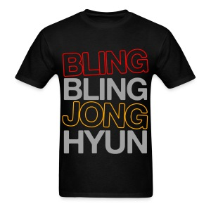 [SHINee] Bling Bling - Men's T-Shirt