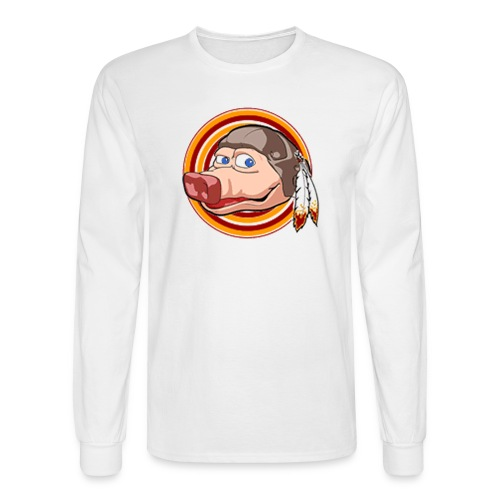 Bullseye Tee - Long Sleeve - Men's Long Sleeve T-Shirt
