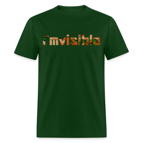 I'mvisible v2 - Men's T-Shirt