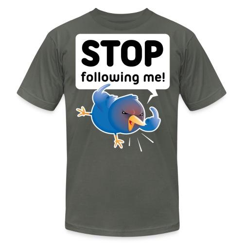 Stop following me! - Men's  Jersey T-Shirt