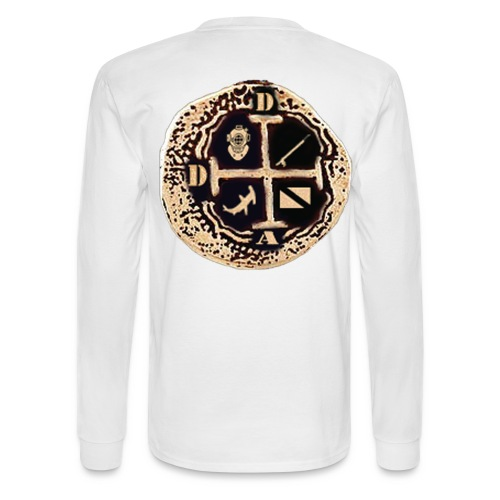 Piece Of eight long sleeve - Men's Long Sleeve T-Shirt