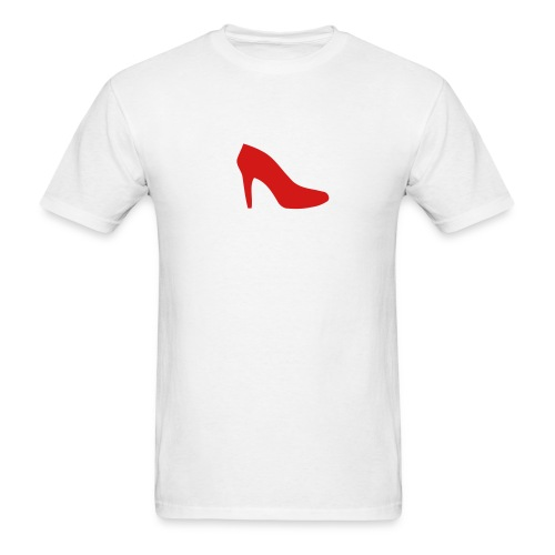 Men's T-Shirt - slutshirt, a T-shirt to get your message trough: SLUT: Sexual Liberation Unveils Tenderness