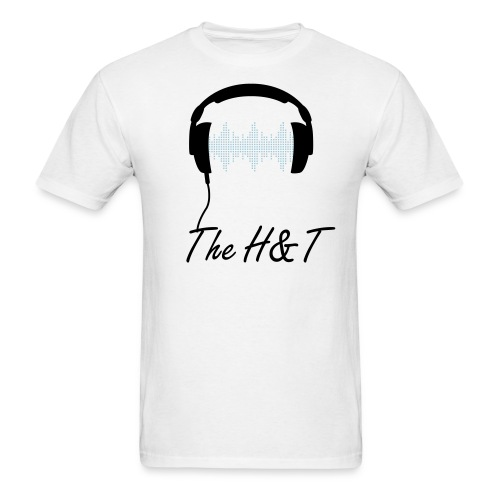 H&T Music Wave Tee - Men's T-Shirt