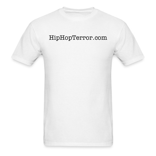 HipHop Terror Tee - Men's T-Shirt