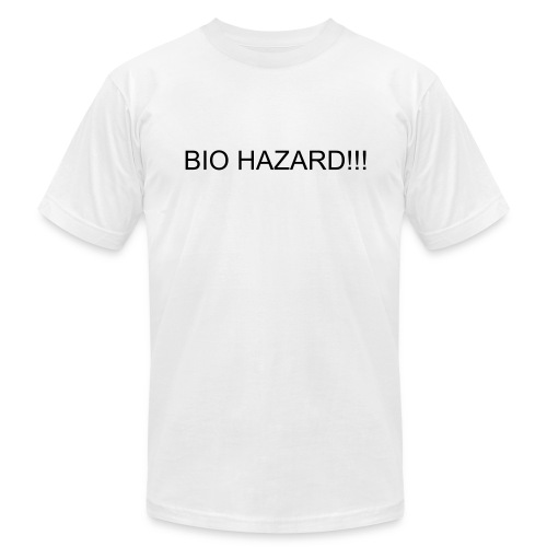 Bio Hazard - Men's  Jersey T-Shirt