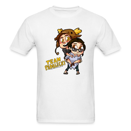 Team Padalecki (DESIGN BY KARINA) - Men's T-Shirt