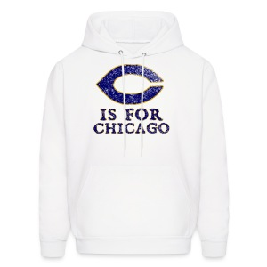 C is for Chicago - Men's Hoodie