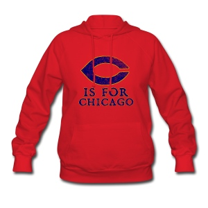 C is for Chicago - Women's Hoodie