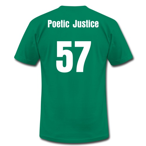 Poetic Justice - Men's  Jersey T-Shirt