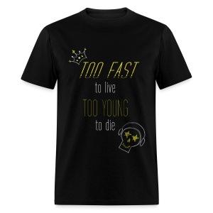 Big Bang - Too Fast, Too Young - Men's T-Shirt