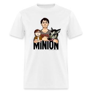 Misha Collins [Minion] (DESIGN BY KARINA) - Men's T-Shirt