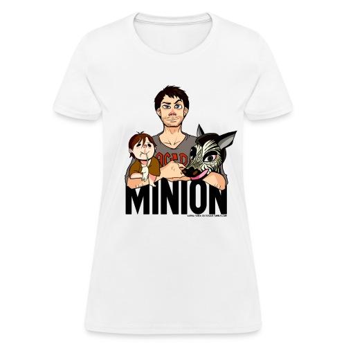 Misha Collins [Minion] (DESIGN BY KARINA) - Women's T-Shirt