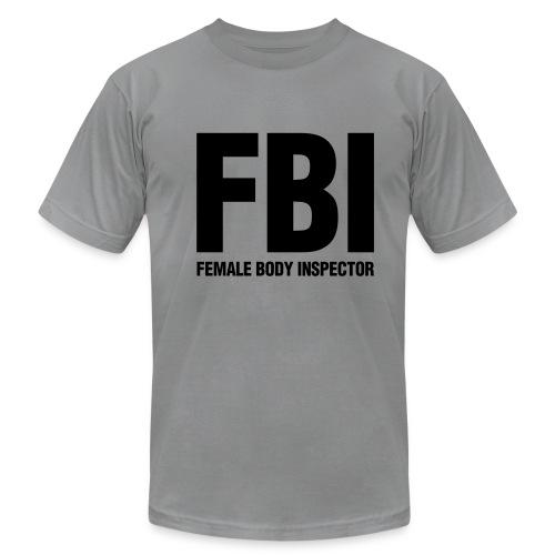 FBI TEE - Men's Fine Jersey T-Shirt