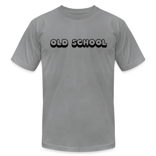 OLD SCHOOL TEE - Men's Fine Jersey T-Shirt