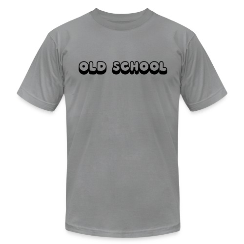 OLD SCHOOL TEE - Men's  Jersey T-Shirt