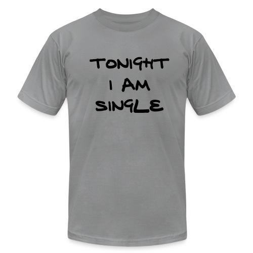 SINGLE TEE - Men's Fine Jersey T-Shirt