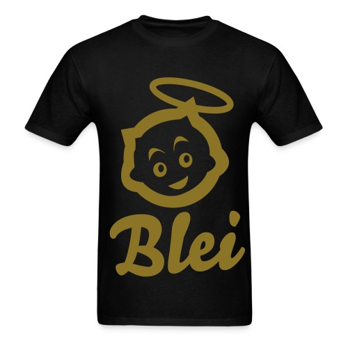 Devil - Black *Gold* - Men's T-Shirt