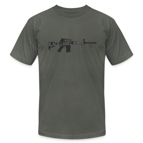 Black Label AR T - Men's  Jersey T-Shirt