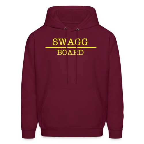 SWAGG OVERBOARD - Men's Hoodie