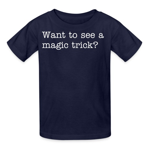 Magic Shirt - Kids' T-Shirt