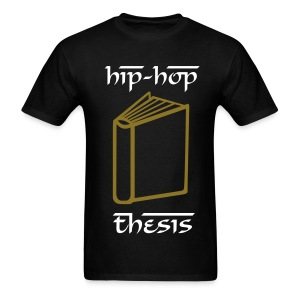 Hip-Hop Thesis - Men's T-Shirt