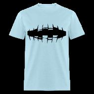 T-Shirts ~ Men's T-Shirt ~ tear dark