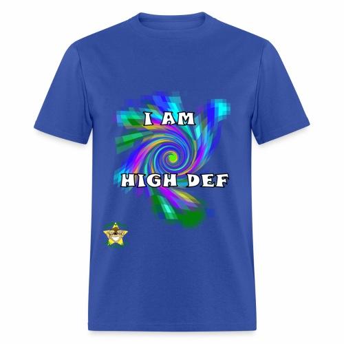 Monkey Pickles HD Attitude - Men's T-Shirt