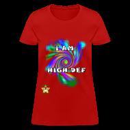 T-Shirts ~ Women's T-Shirt ~ HD Attitude