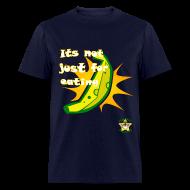 T-Shirts ~ Men's T-Shirt ~ Golden Banana