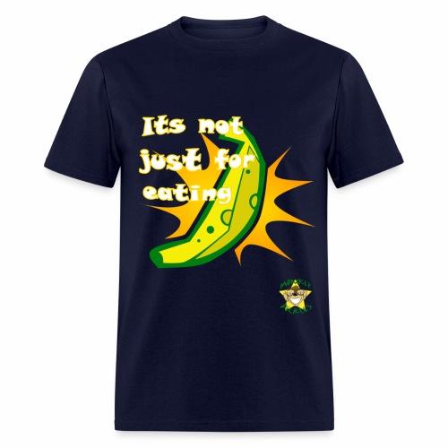 Monkey Pickles Golden Banana - Men's T-Shirt