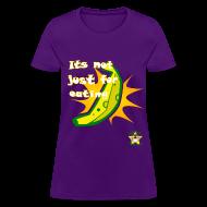T-Shirts ~ Women's T-Shirt ~ Golden Banana