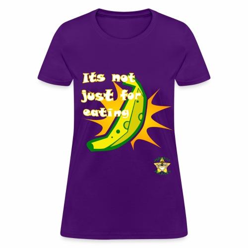 Monkey Pickles Golden Banana - Women's T-Shirt