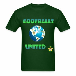 Monkey Pickles Goofballs United - Men's T-Shirt