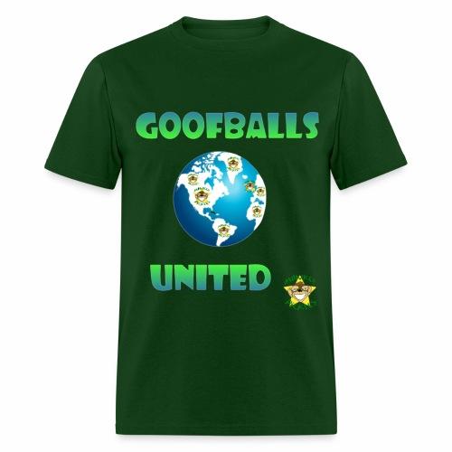 Monkey Pickles Goofballs United - Men's T-Shirt