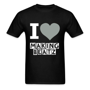 Love Beatz - Men's T-Shirt