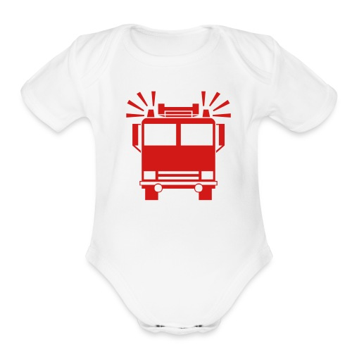 Children1 - Organic Short Sleeve Baby Bodysuit