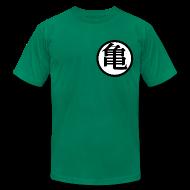 T-Shirts ~ Men's T-Shirt by American Apparel ~ uniform 1 slim fit