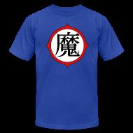 T-Shirts ~ Men's T-Shirt by American Apparel ~ demon slim fit