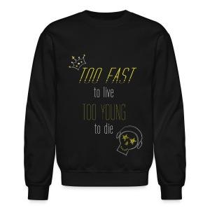 Big Bang - Too Fast, Too Young - Crewneck Sweatshirt