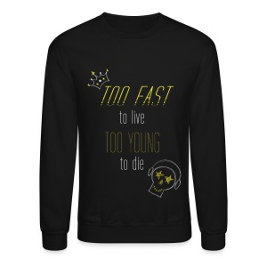 Big Bang - Too Fast, Too Young - Crewneck Sweatshirt