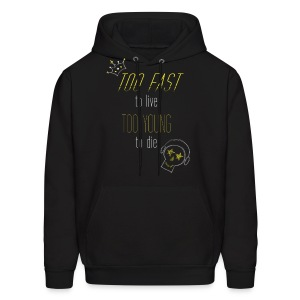 Big Bang - Too Fast, Too Young - Men's Hoodie