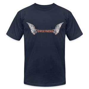 Sweetness Angel - Men's T-Shirt by American Apparel