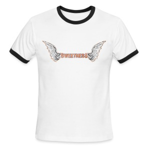 Sweetness Angel - Men's Ringer T-Shirt