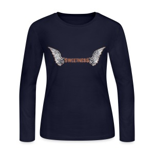 Sweetness Angel - Women's Long Sleeve Jersey T-Shirt