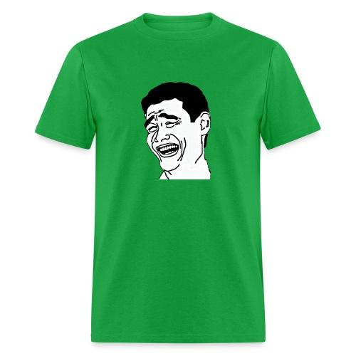 Laughing Guy - Men's T-Shirt
