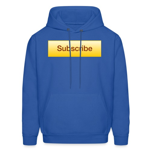 Subscribe - Men's Hoodie